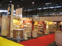 International Europain trade fair